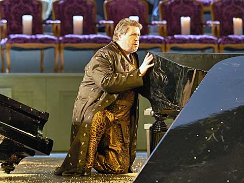 Stephen Gould, foto © Wiener Staatsoper / Michael Pöhn