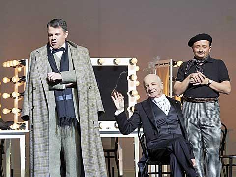 Peter Matić (uprostřed), foto © Wiener Staatsoper / Michael Pöhn