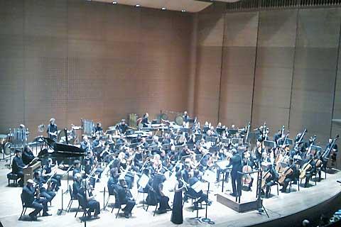 Janáčkova filharmonie Ostrava, Alice Tully Hall, NYC, foto Boris Klepal