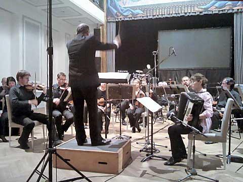 Pter Kotík, Lucie Vítková, Janáčkova filharmonie, foto Boris Klepal