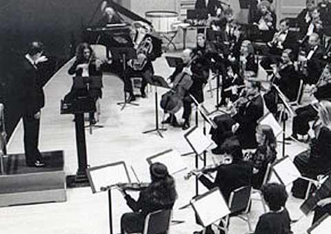 S.E.M. Ensemble vCarnegie Hall, zdroj archiv S.E.M. Ensemble