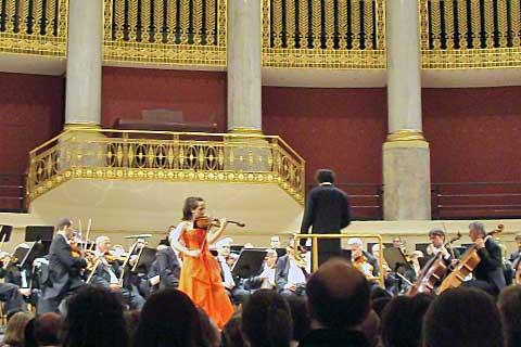 Christina Brabetz, Aleksandar Marković, Filharmonie Brno, Wiener Konzerthaus, foto Boris Klepal