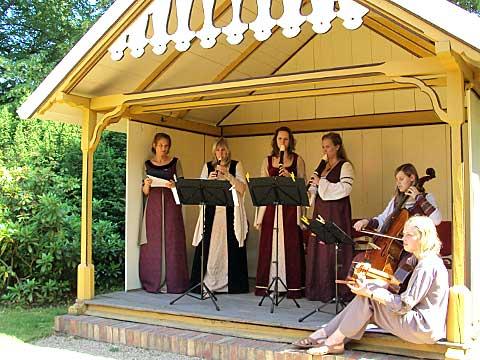 Hudební produkce: Musica Felix. Foto Boris Klepal