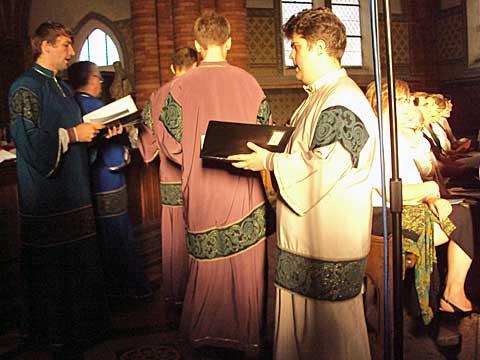 Sbor sv. Efraima, Poštorná, foto Boris Klepal