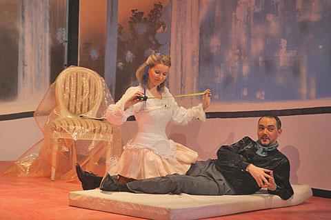 Figarova svatba, foto Jana Hallová, ND Brno