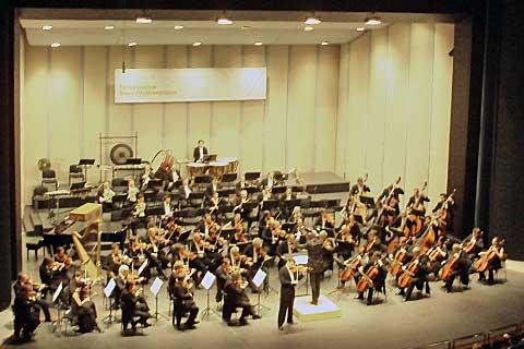 Ivan Ženatý, Filharmonie Brno, foto Boris Klepal