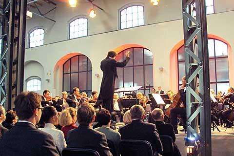 Alexsandar Marković, Filharmonie Brno, Wannieck Gallery, foto Boris Klepal