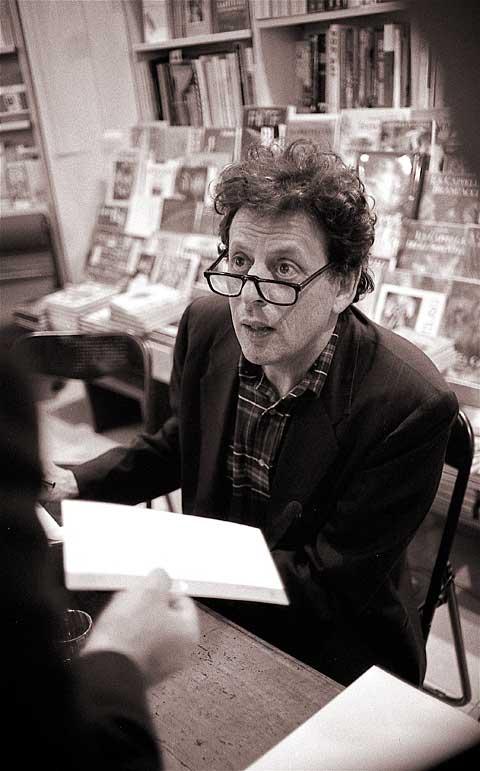Philip Glass, Florencie 1993, foto Pasquale Salerno, zdroj: http://en.wikipedia.org/wiki/File:Philip_Glass_018.jpg