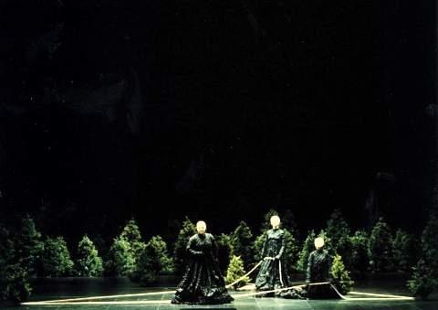 Götterdämmerung, prolog, foto Wiener Staatsoper