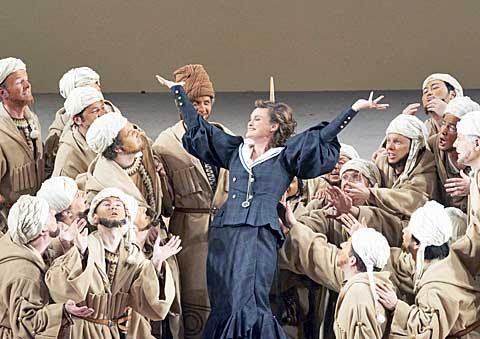 Vesselina Kasarova (Isabella), © Wiener Staatsoper / Michael Pöhn