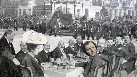 Josef Berg a jeho snění, foto archiv ČT