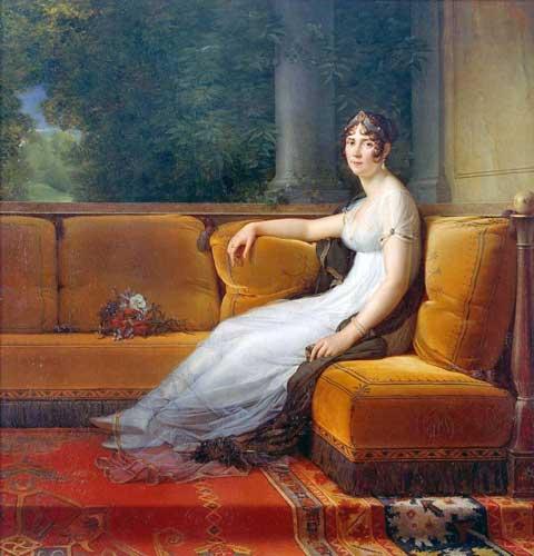 Portrét Josefíny, François Gérard, 1801