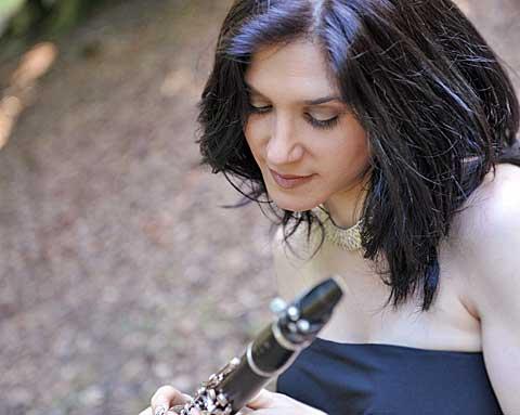 Sharon Kam, foto Maike Helbig