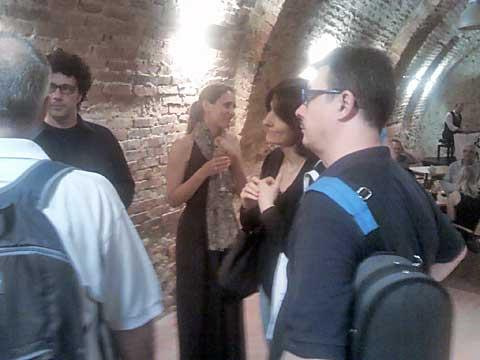 Anna Fusek ačást Venice Baroque Consort vBaru uLacka