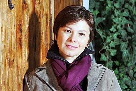 Zuzana Lapčíková, foto © Martin Kubica