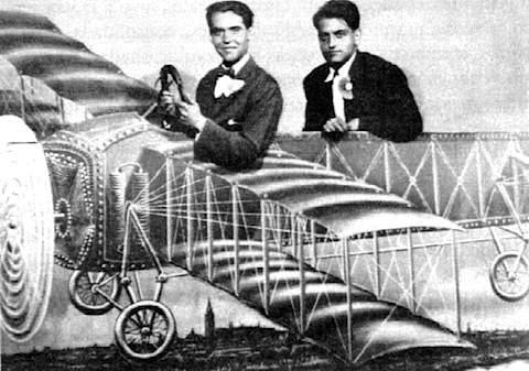 Federico G. Lorca aLuis Buñuel