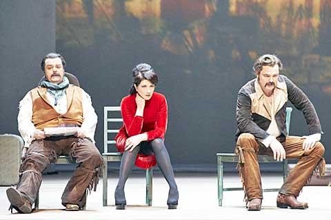 Herwig Pecoraro, Elisabeth Kulman, Tomasz Konieczny © Wiener Staatsoper / Michael Pöhn