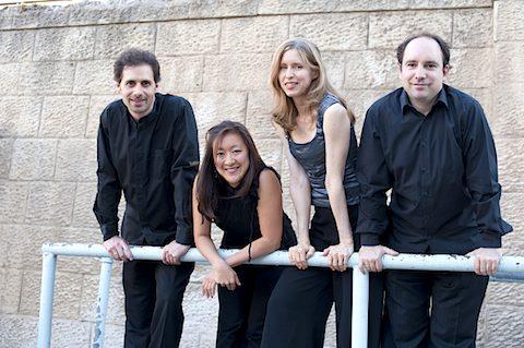Merel Quartet, ilustrační foto, © Christian Jungwirth, Graz