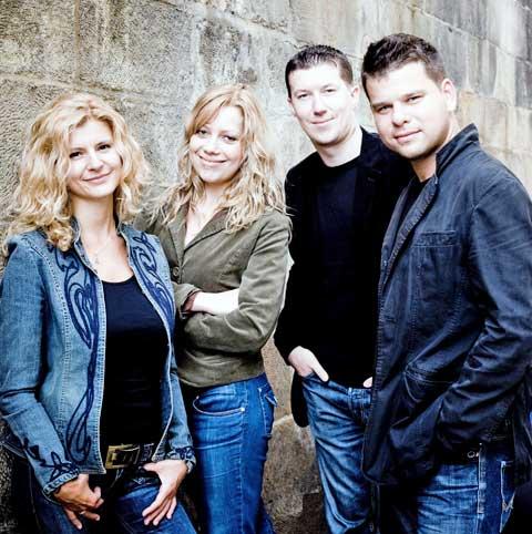 Pavel Haas Quartet, zdroj http://www.artsmg.com/ChamberGroups/PavelHaasQuartet/