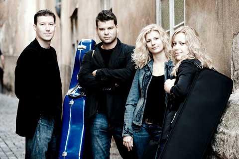 Pavel Haas Quartet, ilustrační foto