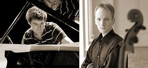 Jan-Filip Ťupa (violoncello), Reto Staub (piano)