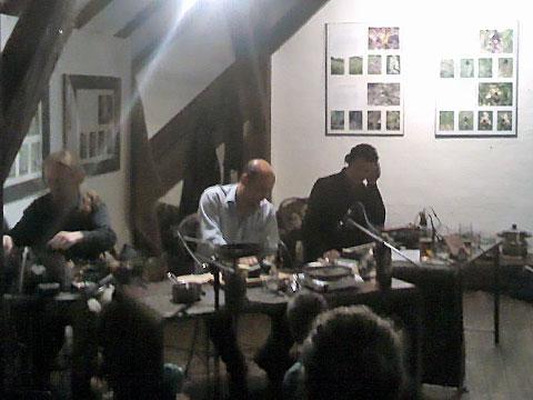 Sonic Catering Band, Místogalerie, foto Boris Klepal