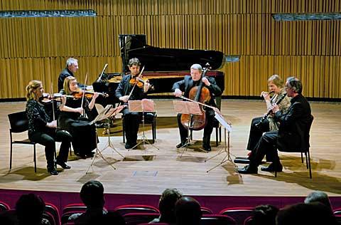 Nash Ensemble, foto Jiří Sláma