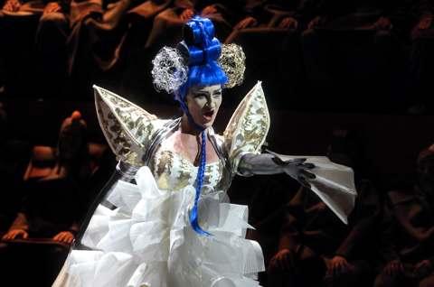 Turandot, ND Brno, foto Jana Hallová