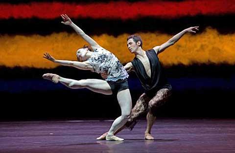 Umění fugy, Ballet am Rhein