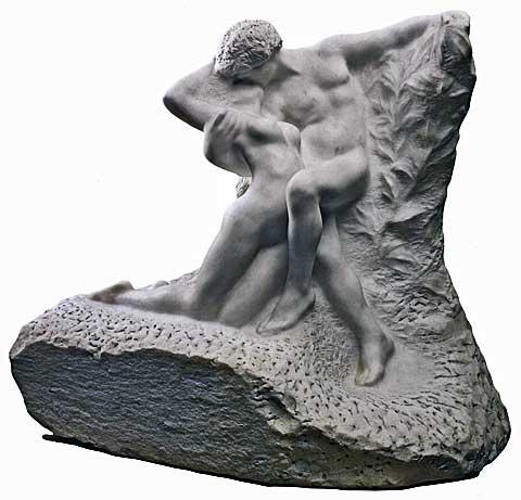 Věčné jaro, Auguste Rodin, 1897