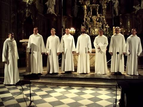 Schola Gregoriana Pragensis na Starém Brně, foto Boris Klepal