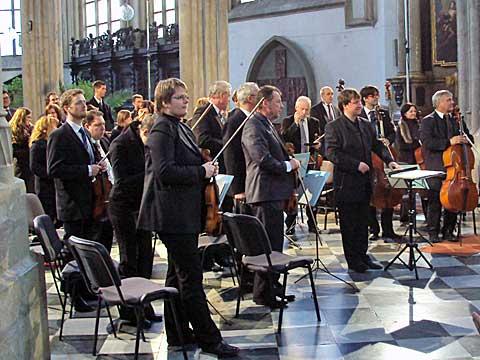 Jaroslav Kyzlink, Czech virtuosi, sbor Ko12, foto Boris Klepal