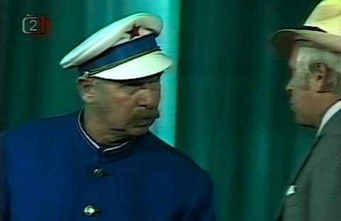 Vynášíš Kaštanova jen proto, že je uvás předsedou závodního výboru.