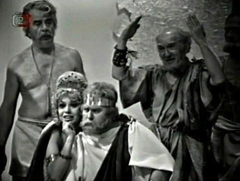 Už na tě čeká Kréta, odpluj na Krétu, už jsi tam nebyl léta.