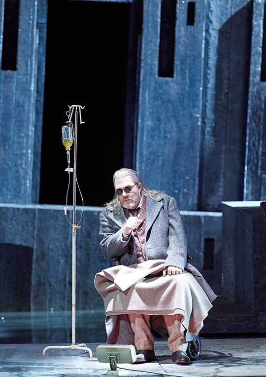 Franz-Josef Selig, foto © Wiener Staatsoper GmbH / Michael Pöhn