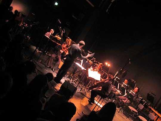 Brno Contemporary Orchestra aPavel Šnajdr, foto archiv souboru