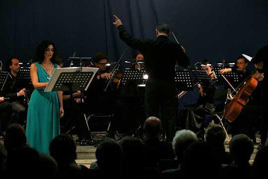 BCO, Pavel Šnajdr a Irena Troupová, foto Pavel Hrůza