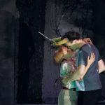 Brünnhilde a Siegfried. Foto © Herwig Prammer