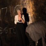 Alexandra Deshorties (Elisabetta), Norman Reinhardt (Leicester)), foto © Herwig Prammer