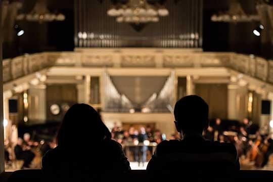 Ilustrační foto, archiv Filharmonie Brno