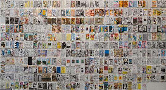 Mazen Kerbaj: Journal d'Une Année Comme les Autres (Deník jednoho běžného roku)