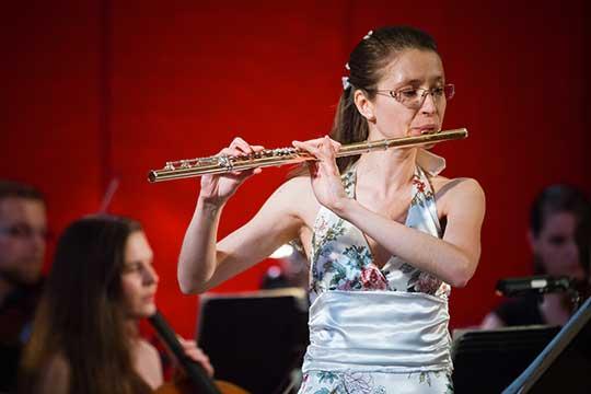 Kristina Vaculová, foto David Konečný