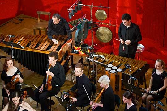 Ensemble Opera Diversa, foto David Konečný
