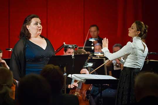 Lucie Hilscherová, Gabriela Tardonová, foto David Konečný