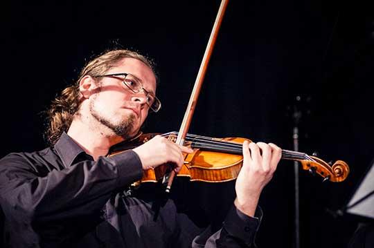 Miloslav Ištvan Quartett, foto Jan Prokopius