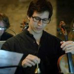 Klasické vlny a multimediální báseň. Orchestr Berg v Anežském klášteře