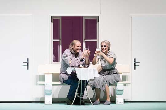 Peer Gynt v Theater an der Wien, foto © Werner Kmetitsch