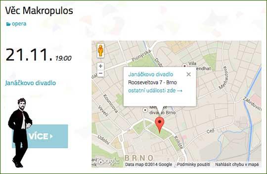 Screenshot z webu Rok Leoše Janáčka, rokjanacka.cz