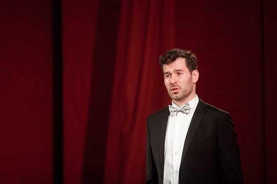 Aleš Janiga, foto Marek Procházka