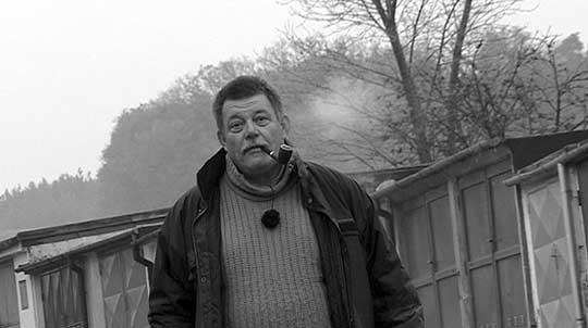 Leoš Slanina, foto ukradeno Petrovi Minaříkovi